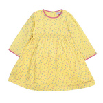 Yellow liberty clothing set