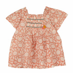 Sonia Girl's Top Pink