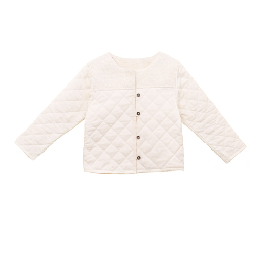 Georgia Jacket White