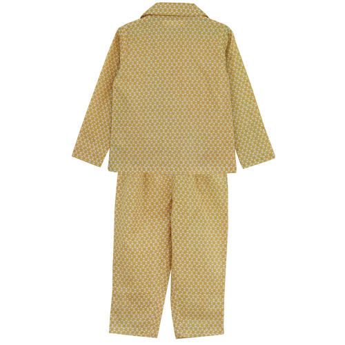 Buti Night Suit Yellow