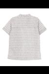 Boy's Kurta Shirt Parrot Print