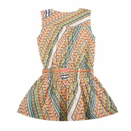 Nammy Girl's Dress Multi