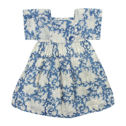 Lila blue Dress