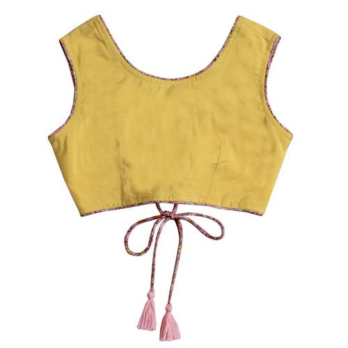 Madhu Lehenga Choli - Yellow