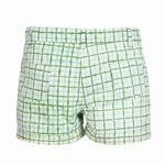 Moha Shorts - Green Checks