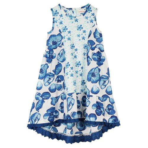Luna Floral Dress
