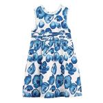 Simmy Girl's Dress Big Floral