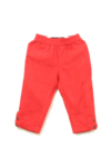 Infants Cord Pants Red