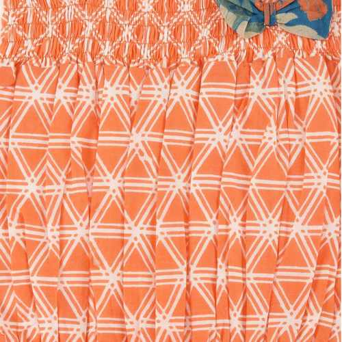 Sam Playsuit Orange