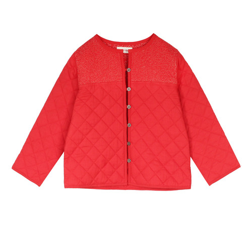 Georgia Jacket Red