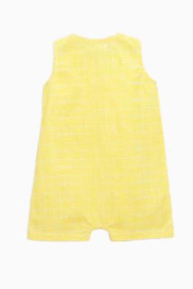 Priya Romper Yellow