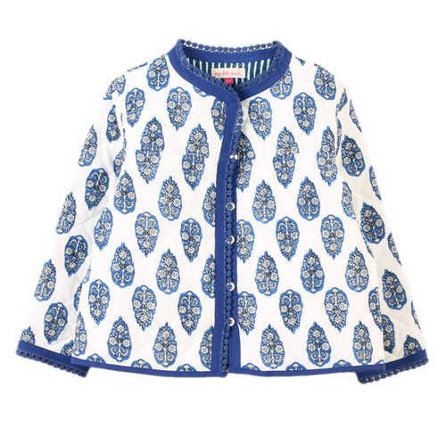 Indigo Buti Jacket
