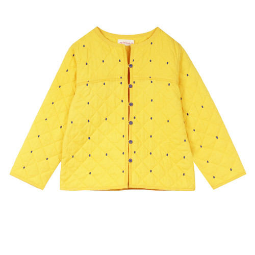 Georgia Jacket Yellow