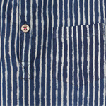 Indigo Striped boy's Kurta