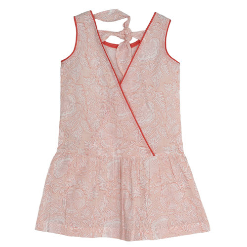 Suki Girl's DRess Pink