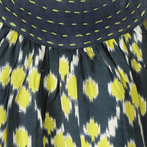 Baali Dress Ikkat