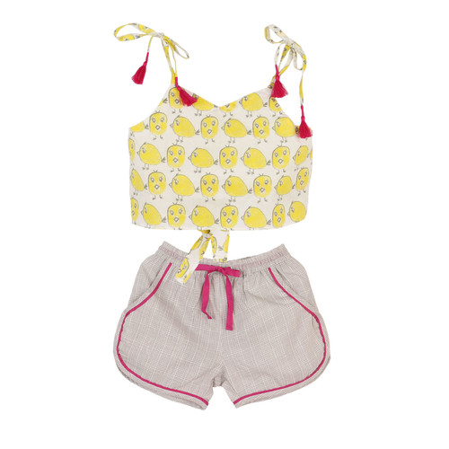 Chic Swim Set