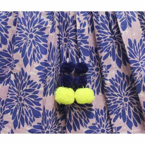 Yanni Purple Skirt