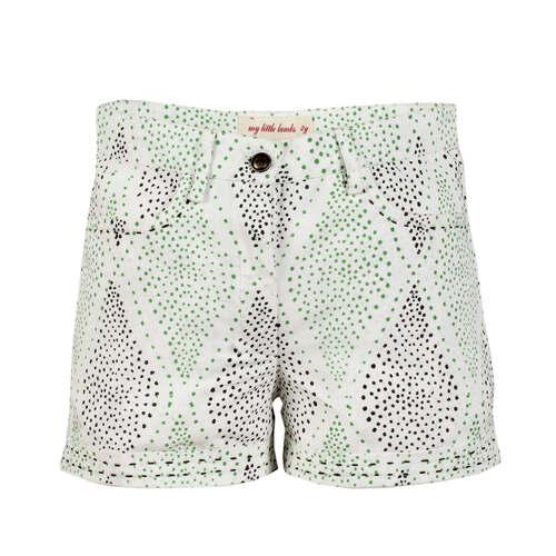 Moha Shorts - Diamond Green