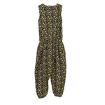 Molly Jump Suit Neon print