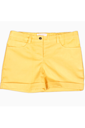 Moha Shorts Yellow