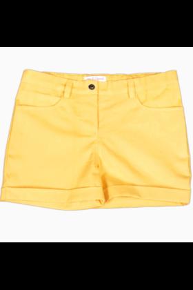 Moha Shorts Yellow