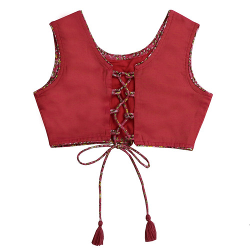 Madhu Lehenga Choli - Red