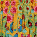 Esmee Romper Ethnic Yellow