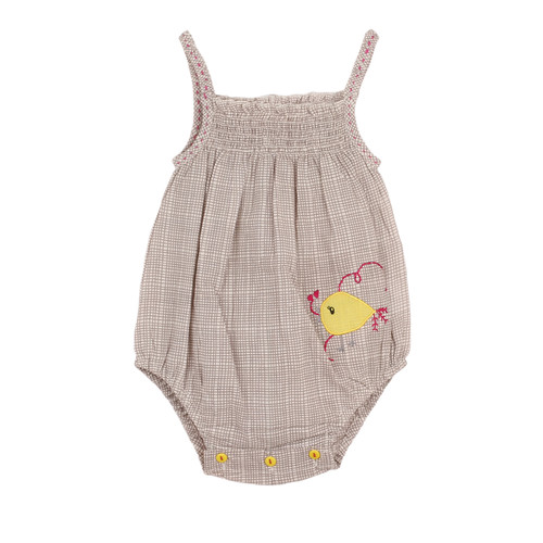 Esmee romper Chic Check
