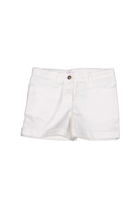 Moha Shorts White