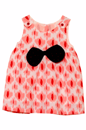 Baby Reeta Dress Red