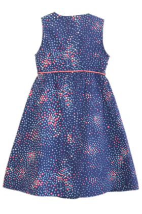 Liberty Galaxy Print Dress