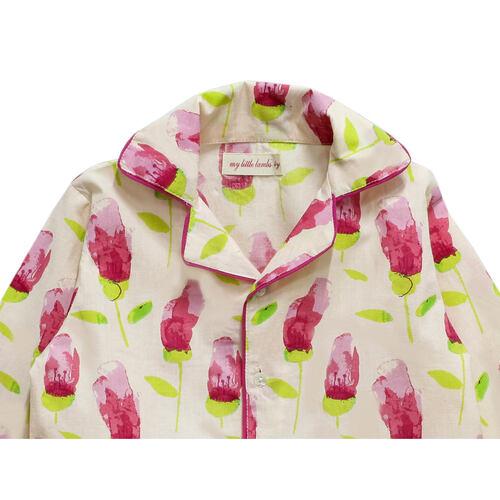 Tulip Pink Night Suit