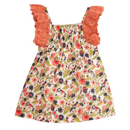 Malti Floral Baby Dress
