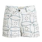 Moha Shorts - Big Flower - Teal
