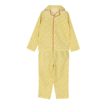 Liberty Night Suit Yellow