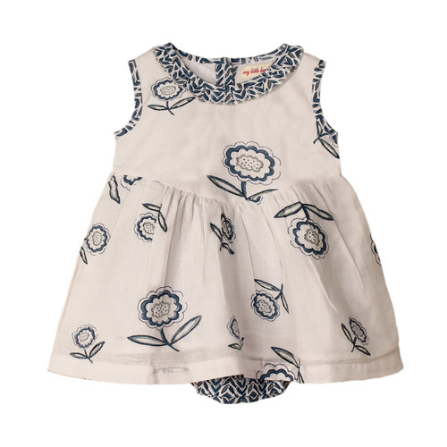 Gigi Baby Romper Dress