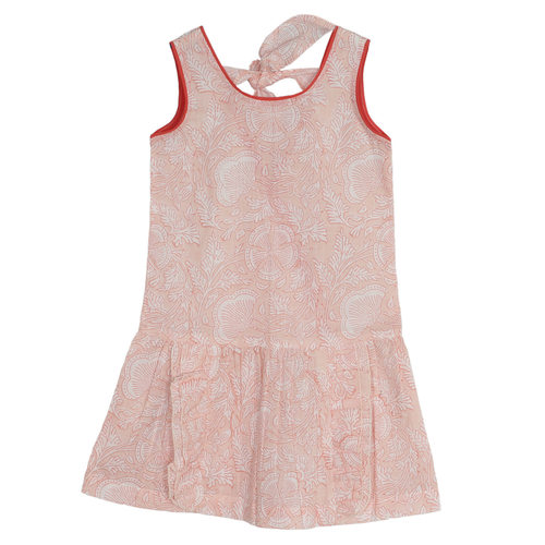 Suki Girls DRess Pink