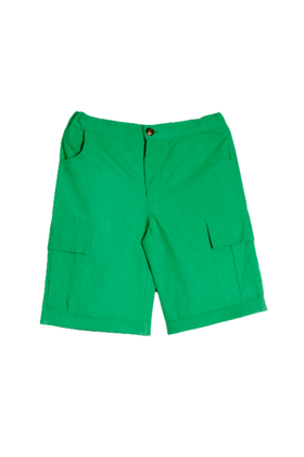 Boy's Shorts Green