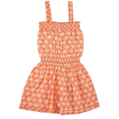 Sam Playsuit Orange