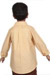 Boy's Cotton Printed Shirt