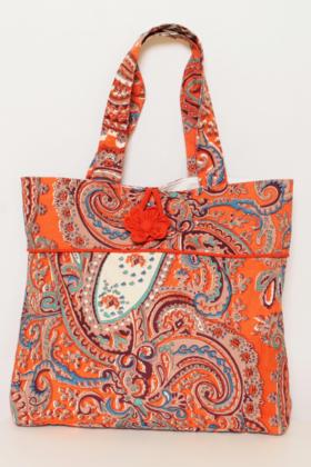 Paisley Mama Bag