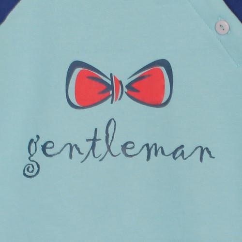 Gentleman Tee Navy