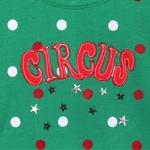 Circus Tee Green