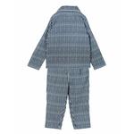 Indigo Stripe Night Suit