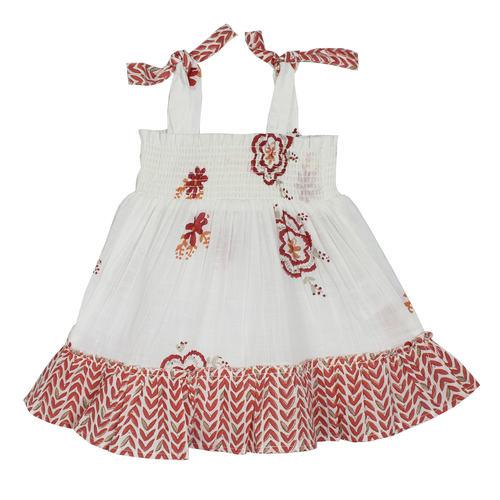 Piya red dress
