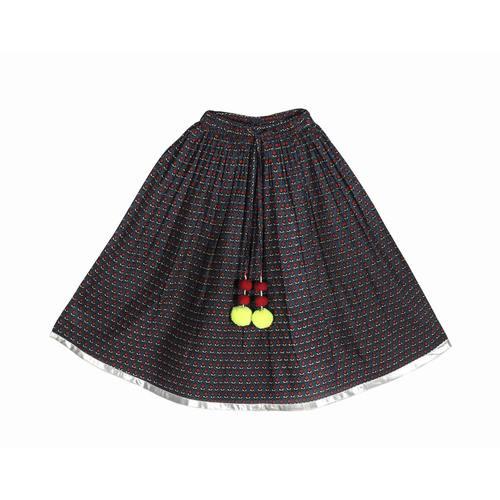Yanni Buti Skirt - Navy