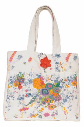 Floral Mama Bag