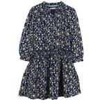 Cheryle Dress Blue