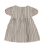 Sansa Baby Dress Grey